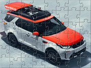 Land Rover Discovery Jigsaw