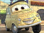 Luigi Cars Puzzle