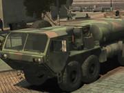 Army Trucks Hidden Tires
