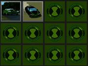 Ben 10 Car Memory