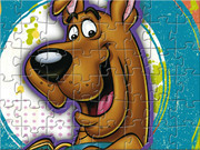 Scooby-doo Jigsaw