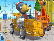 Calamity Crow Puzzle