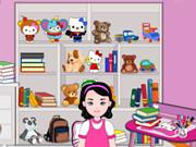 Hello Kitty Study Room Decor