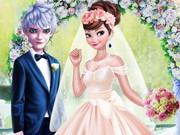 Rapunzel Wedding Dress Designer