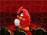 Lego Angry Birds Puzzle