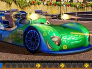 Kids Cars Hidden Tires