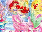 Princess Ariel Jigsaw