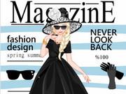 Queen Fashion Magazine Cover