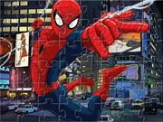 Spiderman Jigsaw