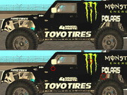 Rally Trucks Differences