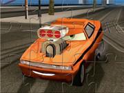 Snotrod Cars Puzzle
