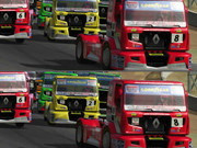 Racing Trucks Differences