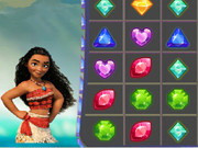 Moana Jewel Match