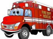 Fire Truck Memory