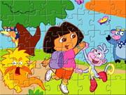 Dora Jigsaw
