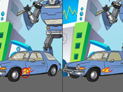 Transformers Car Differences