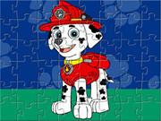 Paw Patrol Marshall Puzzle