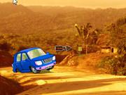 Knf Mayan Village – Car Escape