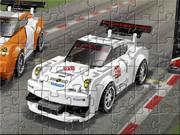 Lego Porsche 911 Puzzle