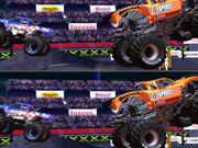 Monster Trucks Differences