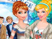 Princesses College Crush
