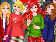 Princesses Christmas Rivals
