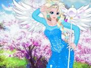 Elsa In Anime World