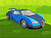 Bugatti Cartoon