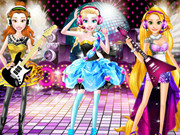Princess Rock Star Party