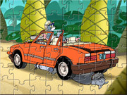 Tom And Spike Car Repair