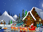 Knf Santa Claus Christmas Gift Escape