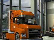 Hidden Truck Wheels