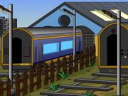 Diamond Hunt 11 Train Yard Escape