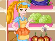 Fruit & Veggie Shop Manager