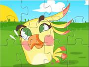 Angry Birds Poppy Puzzle