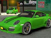 Porsche Hidden Car Tires