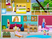 Princess Modern Doll House