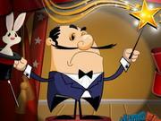 Moustachini: The Rabbit Show Man