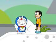 Doraemon Vs Nobita Snow Adventure