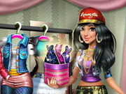 Tris Gangsta Dolly Dress Up