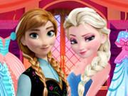 Frozen Party Prep