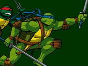 Teenage Mutant Ninja Turtles - Shootdown