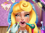Sleeping Princess Real Dentist