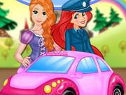 Rapunzel Driving Test