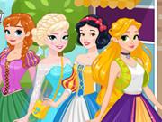 Princesses Outfits Swap