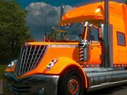 International Trucks Hidden Tires