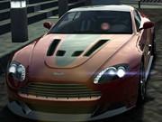 Aston Martin Hidden Tires