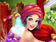 Snow White's Spa Day