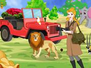 Princesses African Safari