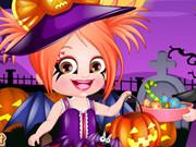 Baby Hazel Halloween Dressup